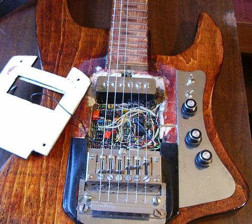 Усилитель для гитары сделать своими руками